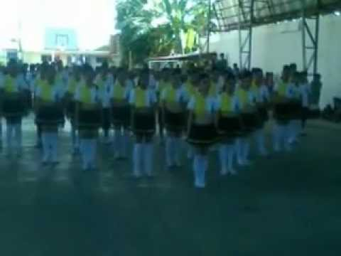JRI Cheerdance 2012 Yellow Team (1st Place)