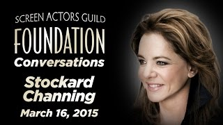 Conversations with Stockard Channing