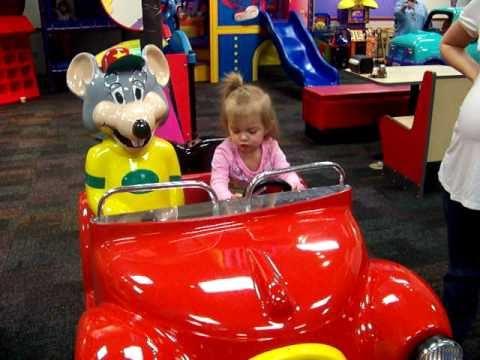 Chuck E Cheese Car Games