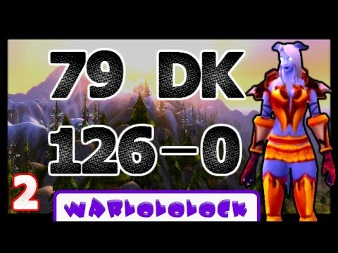 79 Blood Dk Twink Pvp #2 | Cataclysm 4.3 video