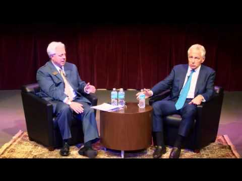 Speaker Series: Former Defense Secretary Chuck Hagel