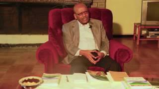 Former Ethiopian president Dr Negaso Gidada Interview