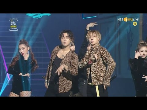 download lagu MOBB - `몸BODY` + `꽐라HOLUP!` + `빨리 전화해HIT ME` In 2017 Seoul  Awards gratis