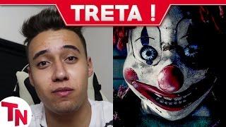 Palhaço misterioso ataca youtuber!