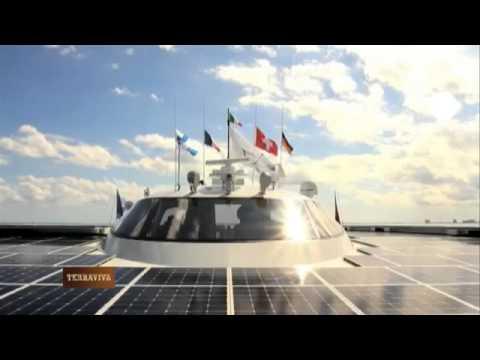 PLANETSOLAR Güneş Enerjisi İle Çalışan Araştırma Gemisi
