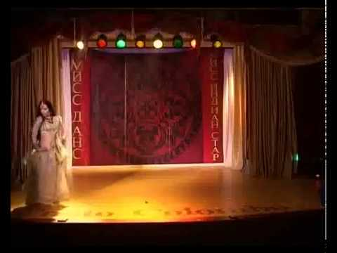 Performance on Miss Dance Krasnodar Amina Garayeva bollywood...