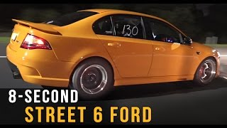 FAST Ford: 8-second street car