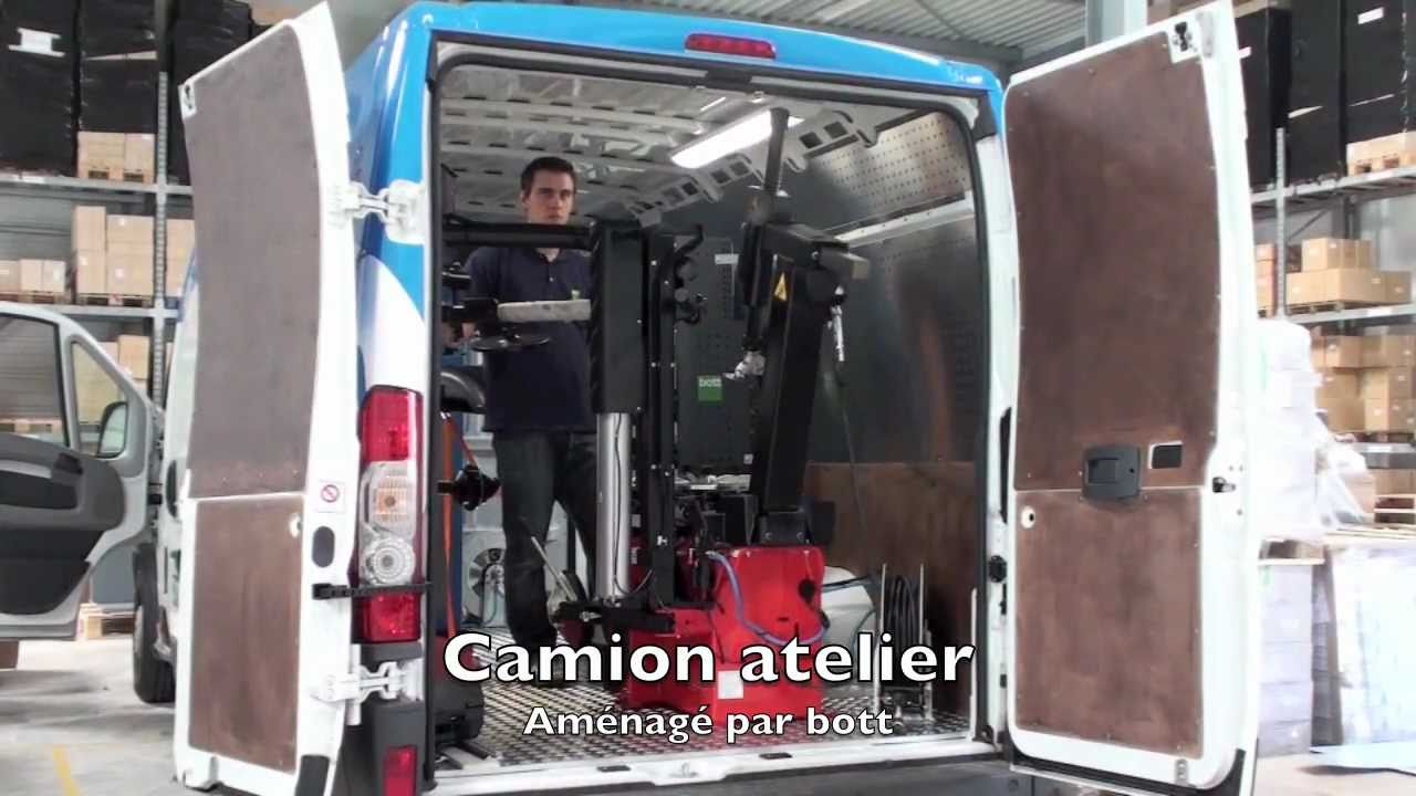 camion atelier youtube. Black Bedroom Furniture Sets. Home Design Ideas