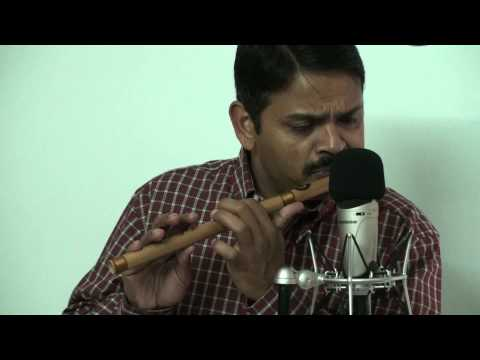 Roja Janeman kadhal Rojave -  Flute Instrumental (hd) video