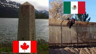 Канада 769: О притоке мексиканских нелегалов и деятельности правительства Трюдо