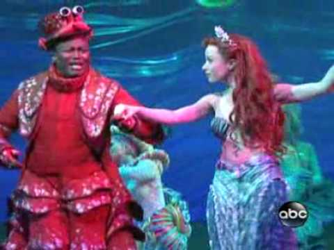 The Little Mermaid is listed (or ranked) 7 on the list The Best Broadway Shows for Kids