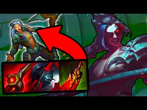 THIS NEW JUNGLER IS INSANE - RIDICULOUS OP KAYN JUNGLE - League of Legends Gameplay