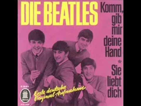 Beatles - Sie Liebt Dich