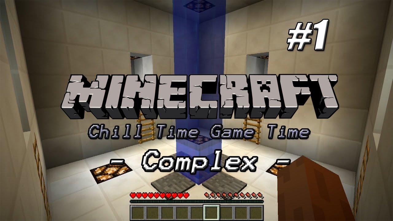 Minecraft Complex Episode 1