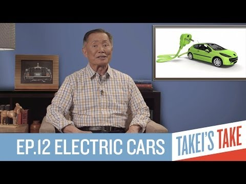 George Takei and Chris Woodyard on Electric Cars | Episode 12 | Takei's Take