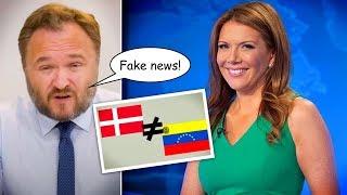 Danish Politician CRUSHES Fox Host Who Compared Denmark to Venezuela