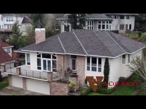 A Cut Above Exteriors Reviews - Roof Replacement Portland