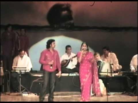 Tushar Bhatia Live shows Ye Raat Aur Ye Doori Andaz Apna Apna...