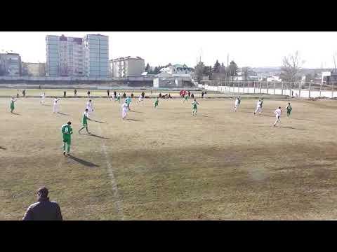 Спартак-Нальчик - Ангушт 3-0