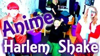 Anime Harlem Shake