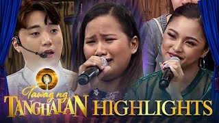 Ryan and Kim help TNT contender Charizze to restart their family business | Tawag ng Tanghalan