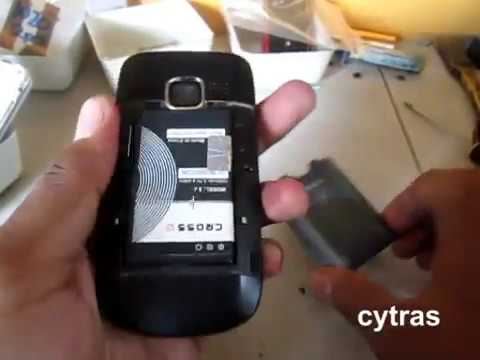 Nokia C3 Blank Putih
