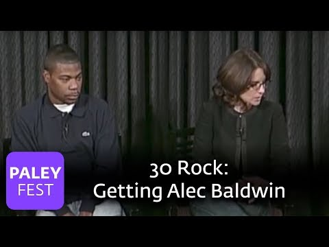 30 Rock - Cast On Getting Alec Baldwin
