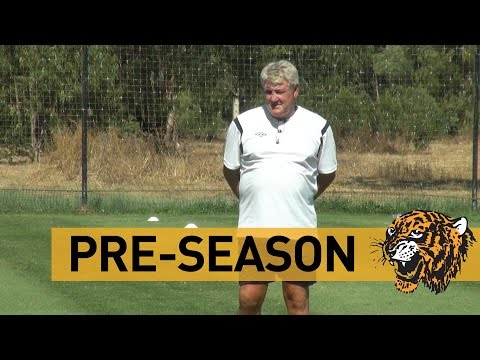 Pre-Season in Portugal | Steve Bruce