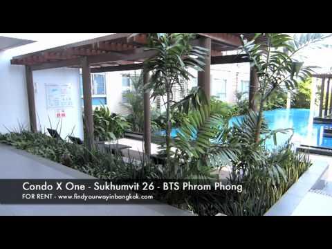 Condo X one Condominium Bangkok for RENT