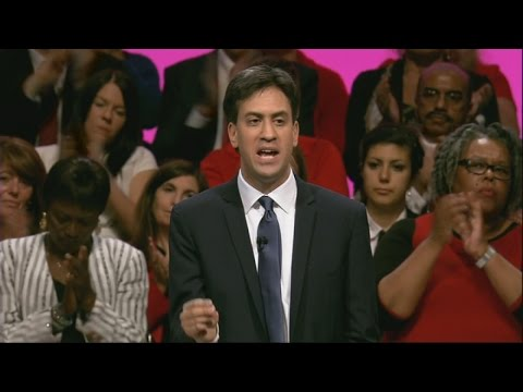 Miliband's speech: six-point plan for Britain's future | Channel 4 News