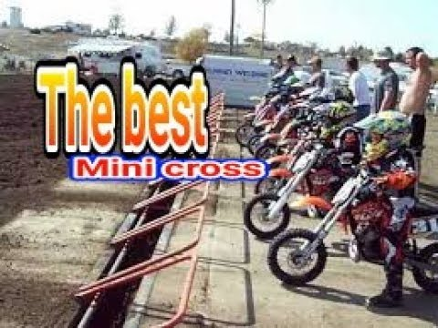 Vidio top motor cross anak kecil