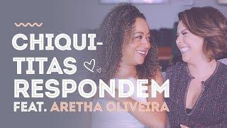 Crushs na Argentina, primeiro beijo e curiosidades com Aretha Oliveira