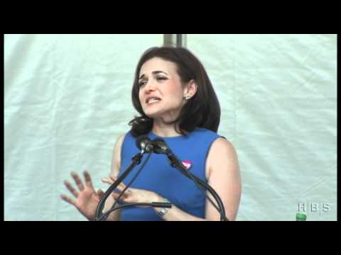 Sheryl Sandberg Addresses the Class of 2012