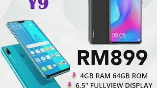 REVIEW & UNBOXING HUAWEI Y9 (2019) BY MISZ_ERIN