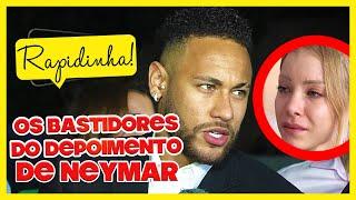 Neymar faz revelação bombástica sobre noite com Najila e intenção no segundo encontro