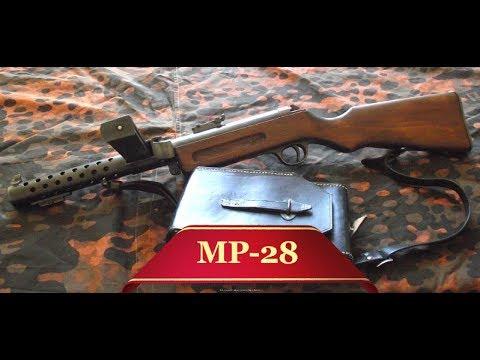 MP-28 «Шмайсcер». Рассказы об оружии