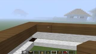 Как да си направите хубава къща в Minecraft !