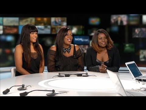 Mondial 2014: les trois sœurs de Blaise Matuidi racontent leur petit frère sur BFMTV - 30/06