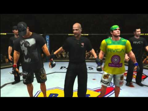 UFC 2010 - Vitor Belfort Gameplay - Ps3 [HD]