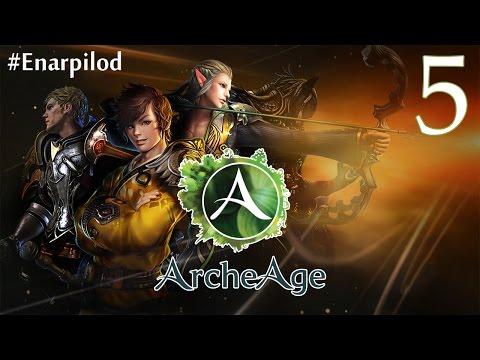 Let's Play ArcheAge ● Niveau 25 (Donjon à trois)