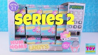 Num Noms Lights Series 2 2.1 Ring Included Scented Toy Review | PSToyReviews
