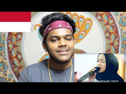 INDIAN REACTS TO NISSA SABYAN - TUM HI HO (COVER)