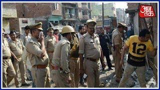Muzaffarnagar: Police Attacked While Conducting Raids On Suspicion Of Cow Slaughter
