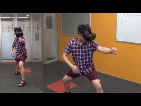 Onebody: The view from within for motor skill training using virtual reality