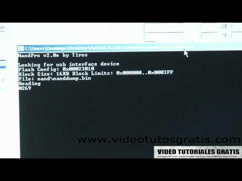 2/4 Tutorial Completo Instalación Reset Glitch Hack (RGH) en Xbox 360 Slim