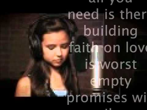 Impposible - Maddi Jane Lyrics video