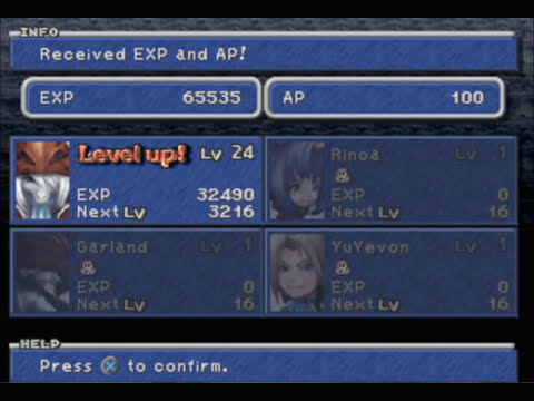 Final Fantasy IX Ozma - Solo - Level 1 No Items No Phoenix Freya Only Single Character Challenge