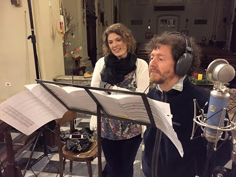 LMES Behind the scenes, Saira Frank, Carlo Forlivesi a.o.