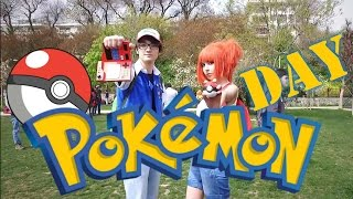 Pokemon Day - Cosplay Music Video