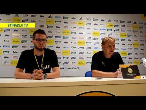Rozhovory po utkání ve Zlíně (9.8.2019)